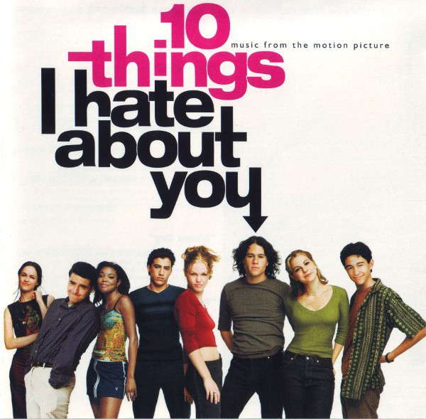 Various 10 Things I Hate About You (Music From The Motion Picture) CD