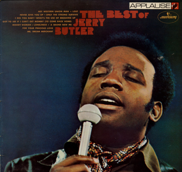 Butler, Jerry The Best Of Jerry Butler