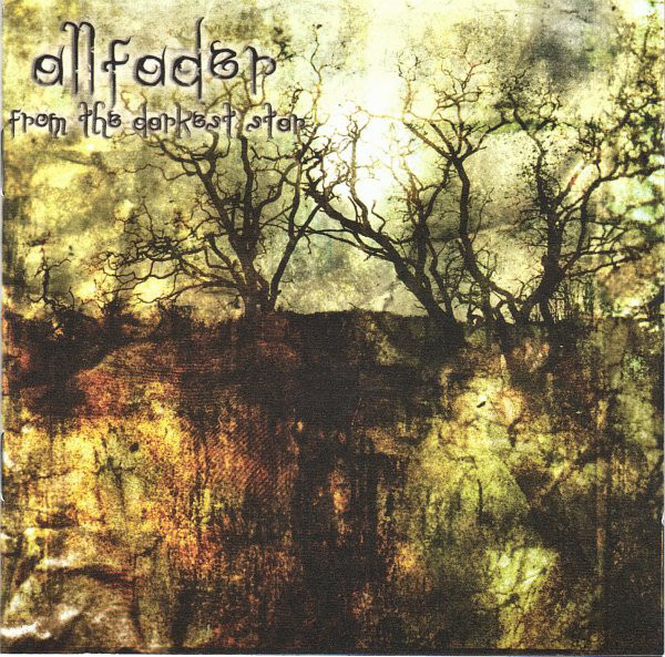 Allfader From The Darkest Star CD