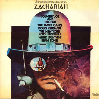 Zachariah Various Artists Vinyl