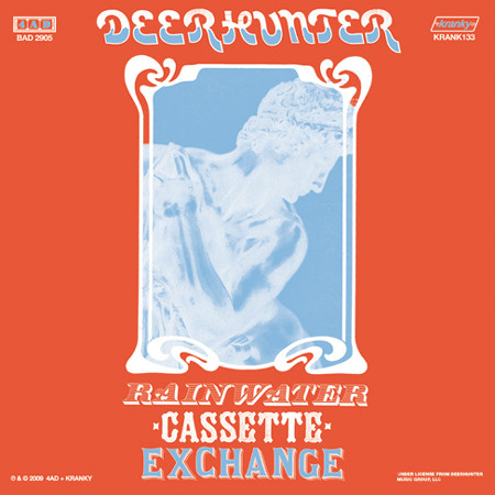 Deerhunter Rainwater Cassette Exchange EP Vinyl