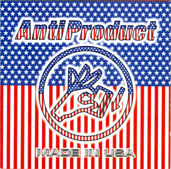 AntiProduct Made in USA CD