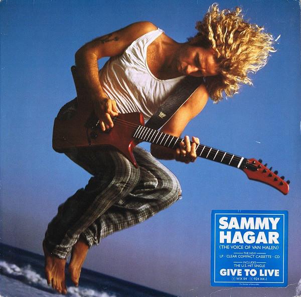 Hagar Sammy Sammy Hagar Vinyl