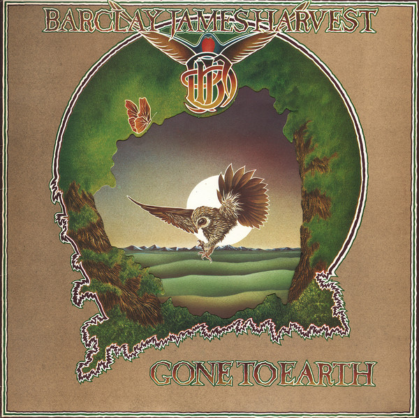 Barclay James Harvest Gone To Earth Vinyl