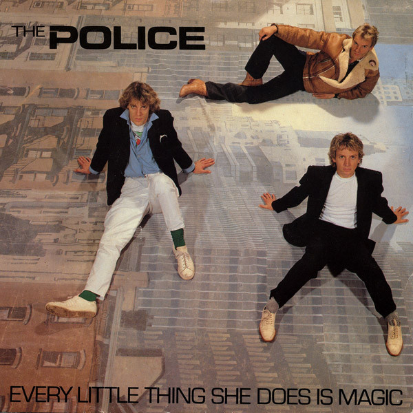 The Police Every Little Thing She Does Is Magic