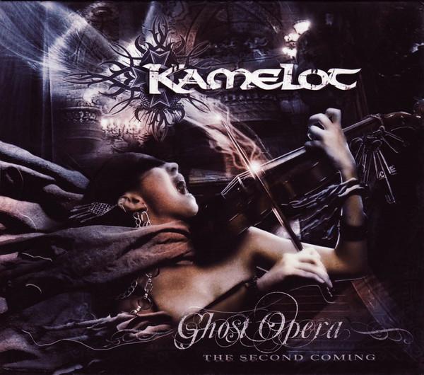 Kamelot Ghost Opera CD