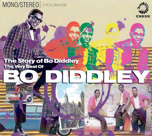 Diddley, Bo The Story Of Bo Diddley CD