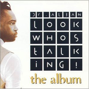Dr. Alban Look Whos Talking! (The Album) CD
