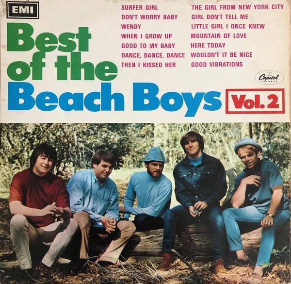 Beach Boys The Best Of The Beach Boys Vol.2 Vinyl