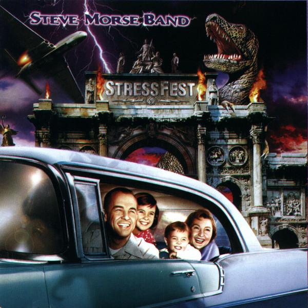 Morse, Steve Band Stressfest