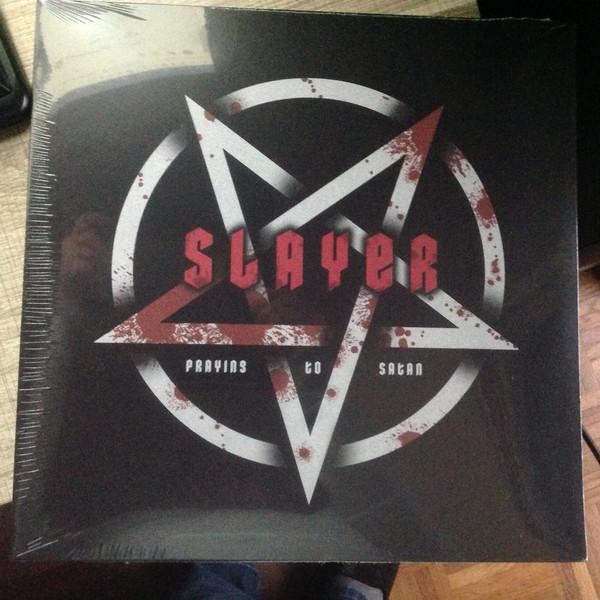 Slayer Praying To Satan Vinyl