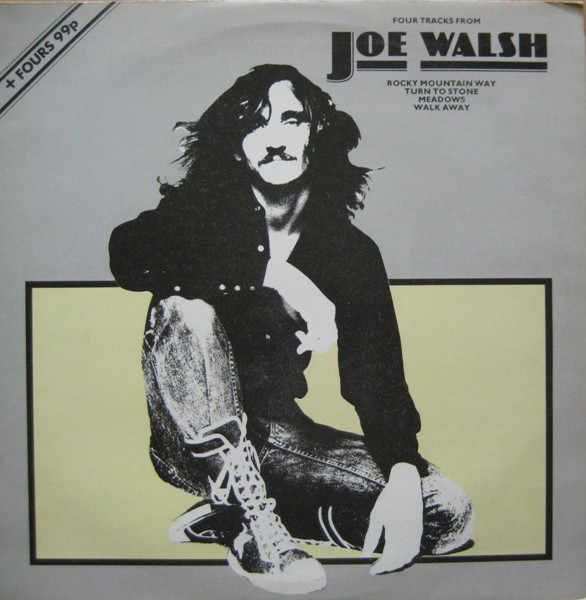 Walsh, Joe Rocky Mountain Way Vinyl