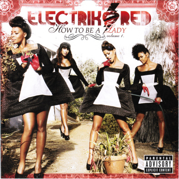 Electrik Red How To Be A Lady: Volume 1  Vinyl