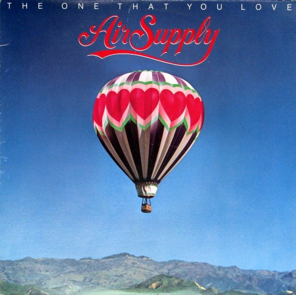 Air Supply The One That You Love Vinyl