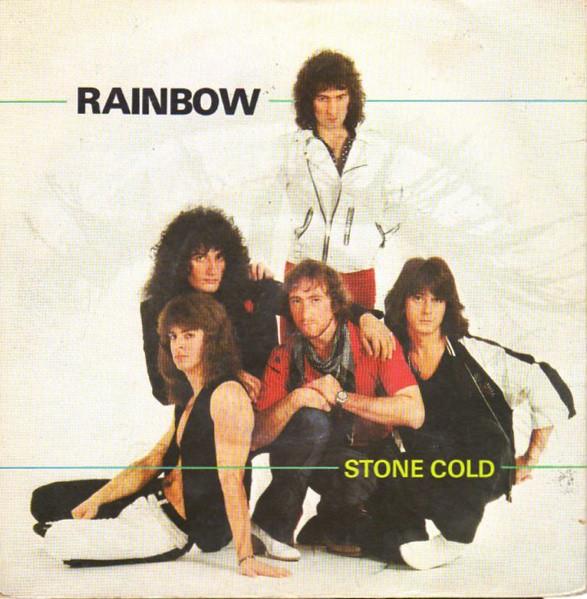 Rainbow Stone Cold Vinyl