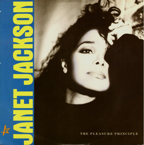 Jackson, Janet The Pleasure Principle Vinyl