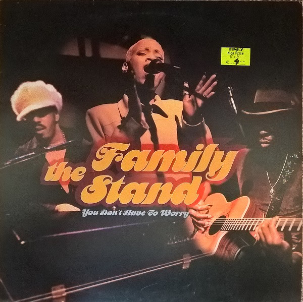 The Family Stand You Don't Have To Worry Vinyl