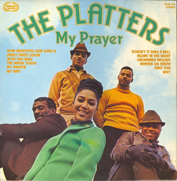 Platters (The) My Prayer Vinyl