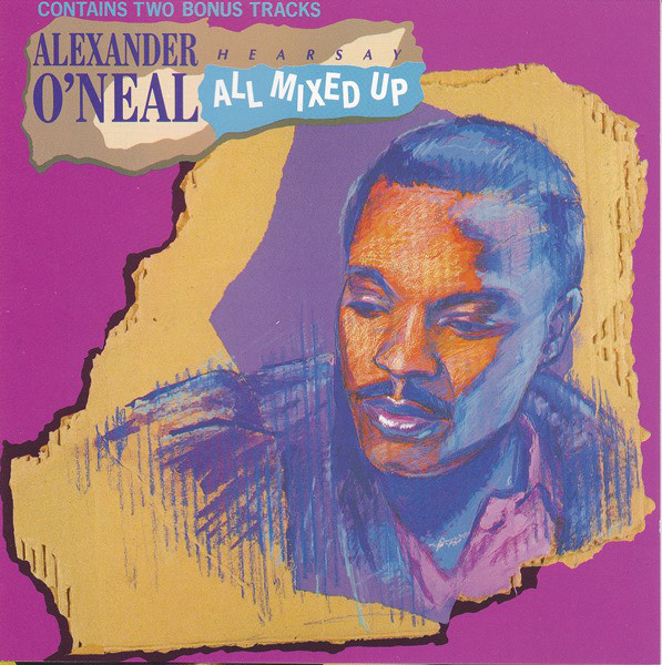 O'Neal, Alexander All Mixed Up CD