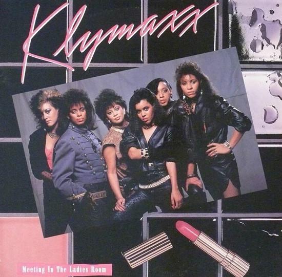Klymaxx Meeting In The Ladies Room Vinyl