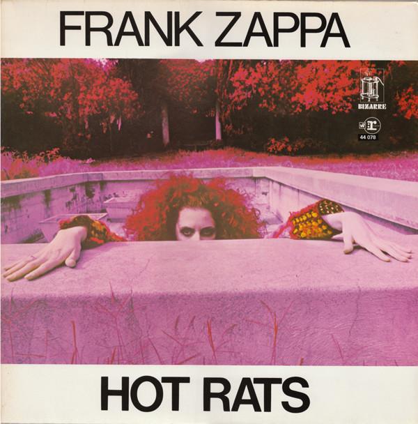Frank Zappa Hot Rats Vinyl