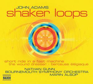 Adams - Nathan Gunn, Marin Alsop Shaker Loops Vinyl