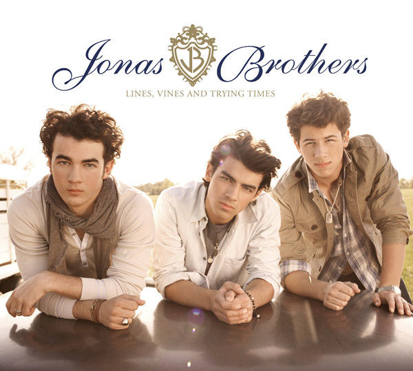 The Jonas Brothers Lines, Vines & Trying Times