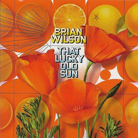 Wilson, Brian That Lucky Old Sun CD