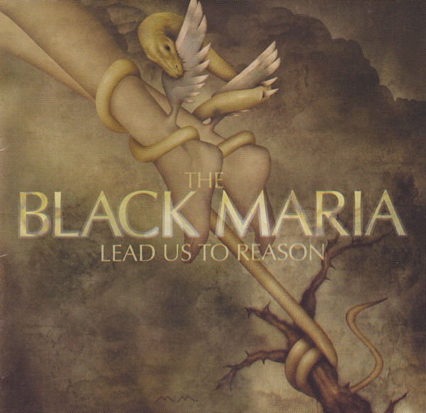 Black Maria (The) Lead Us To Reason Vinyl