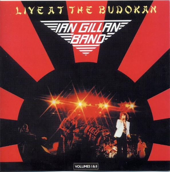Gillan, Ian Live At Budokan CD