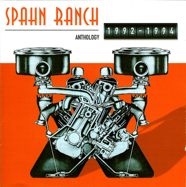 Spahn Ranch Anthology 1992-1994 CD