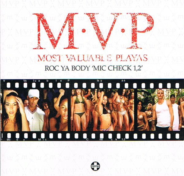 M.V.P. Roc Ya Body Mic Check 1,2 CD