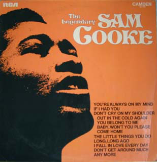 Sam Cooke The Legendary Sam Cooke