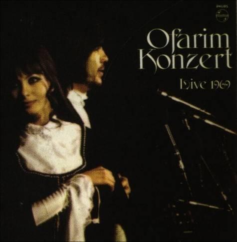 Ofarim, Esther & Abi Ofarim Concert Live 1969 Vinyl