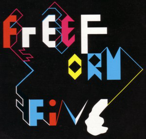 Freeform Five Electromagnetic Vinyl