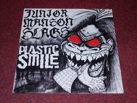 The Junior Manson Slags Plastic Smile EP