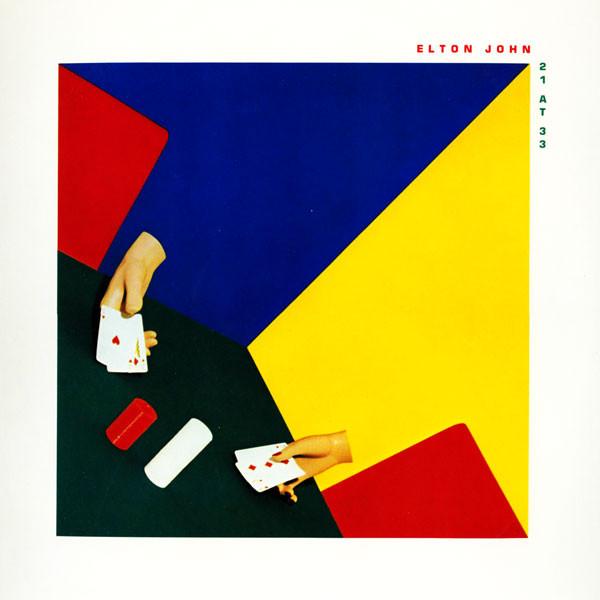Elton John 21 At 33 Vinyl
