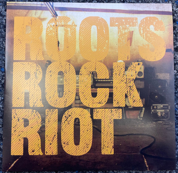 Skindred Roots Rock Riot Vinyl