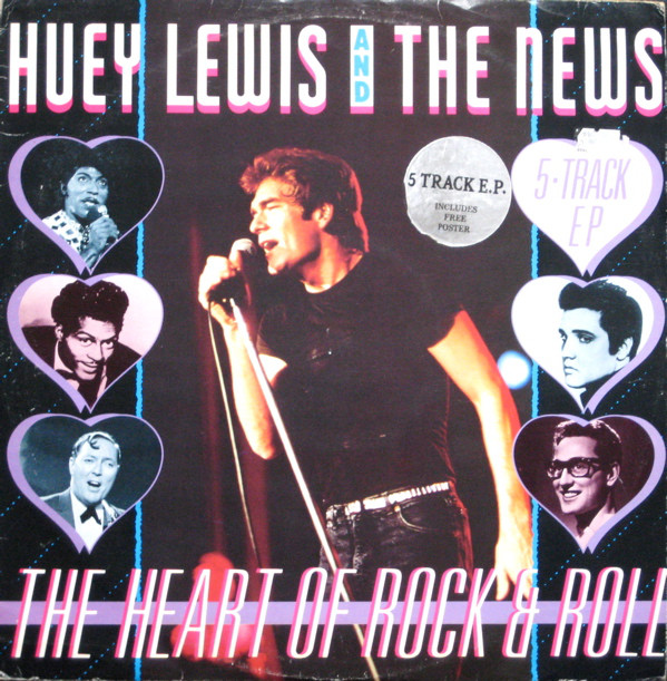 Lewis, Huey And The news The Heart Of Rock & Roll
