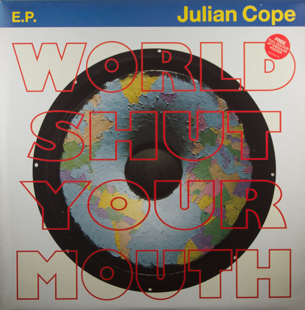 Cope, Julian World Shut Your Mouth