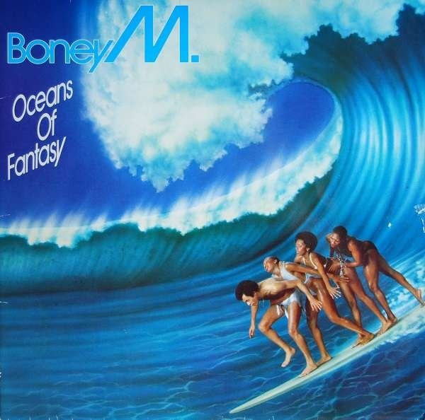 Boney M Oceans Of Fantasy Vinyl