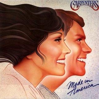 Carpenters  Made In America Vinyl