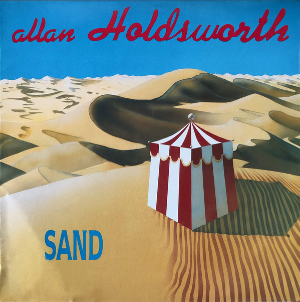 Holdsworth, Allan Sand Vinyl