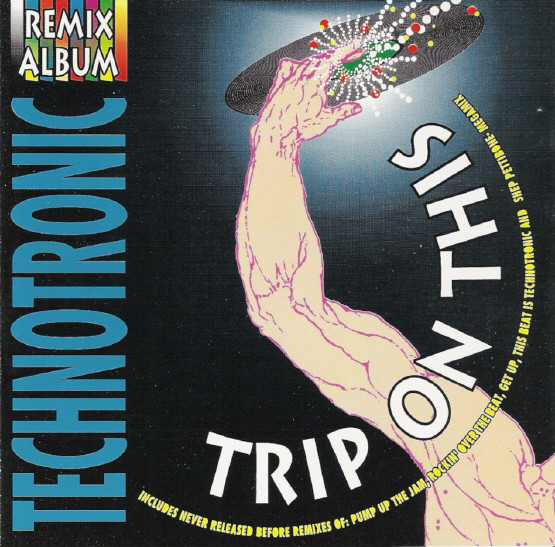 Technotronic Trip On This - The Remixes CD