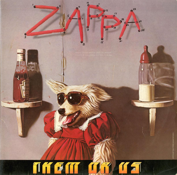 Zappa, Frank Them Or Us