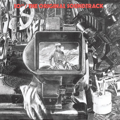 10cc The Original Soundtrack Vinyl