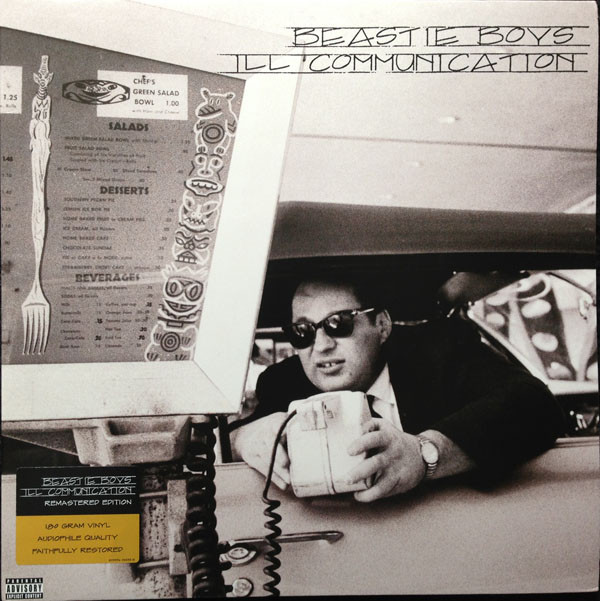 Beastie Boys Ill Communication Vinyl