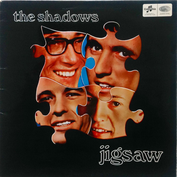 The Shadows Jigsaw Vinyl