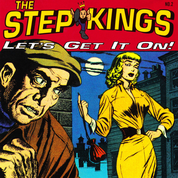 Step Kings (The) Lets Get It On CD