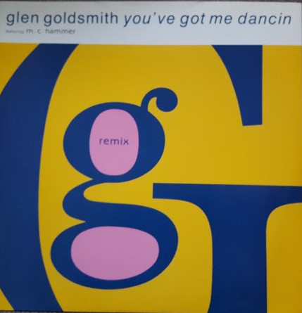 Goldsmith, Glen You've Got Me Dancin' Vinyl